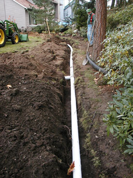 Drainage & Drainage Landscaping Services