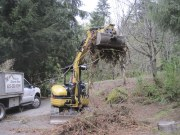 Hauling Yard Waste Sand Gravel Etc